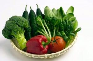 Grøntsager er en vigtig kilde til vitaminer og mineraler